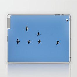 Flight formation Laptop & iPad Skin