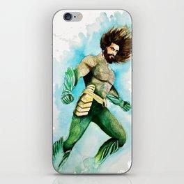 waterman iPhone Skin