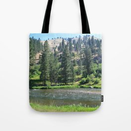 Payette River Scene ~ I Tote Bag