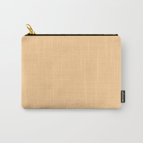 Simply Orange Sherbet Carry-All Pouch