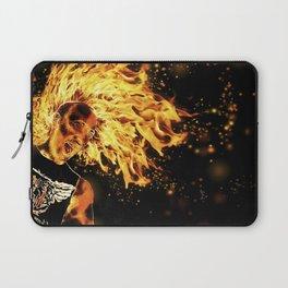 I am the Fire Starter. Laptop Sleeve