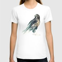 falcon T-shirts featuring Falcon by RIZA PEKER