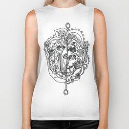 Torture and Poison Goddesses  Biker Tank