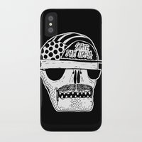 italian iPhone & iPod Cases featuring Italian Skull  by Mr. JJ