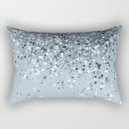 Cali Summer Vibes Lady Glitter #3 #shiny #decor #art #society6 Rectangular Pillow