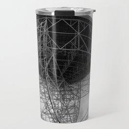 Lovell Telescope at Jodrell Bank Travel Mug