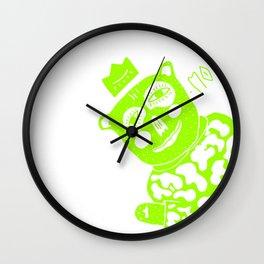 MOI - king bear Wall Clock