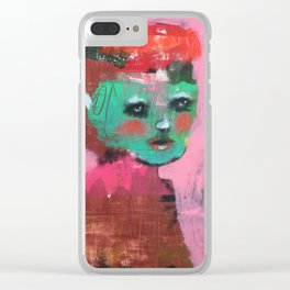 It could be by Marstein Clear iPhone Case