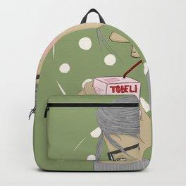 Strawberry Milk Backpack