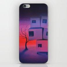 Sunset Prayer iPhone & iPod Skin