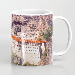 sumela manastry Coffee Mug