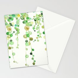 Behind the Vines Stationery Cards