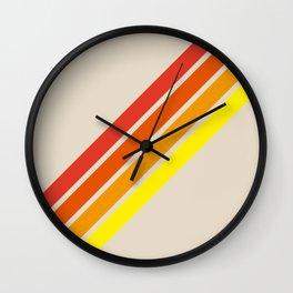 Classic Retro Alisanus Wall Clock