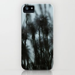 Whispering - JUSTART (c) iPhone Case