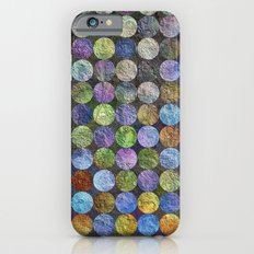 Dots on the Rocks iPhone 6 Slim Case