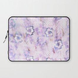 Hula Hibiscus Washout Laptop Sleeve