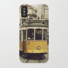 Tram numero 28 iPhone X Slim Case