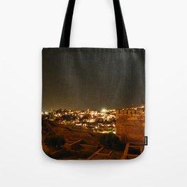 The City of Dreams Tote Bag