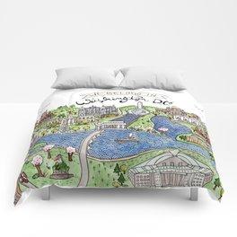 Washington DC Comforters