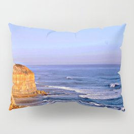 Sunset over the Great Southern Ocean Pillow Sham