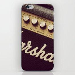 Marshall iPhone Skin