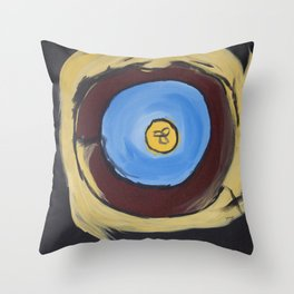 Kara's Mandala Throw Pillow