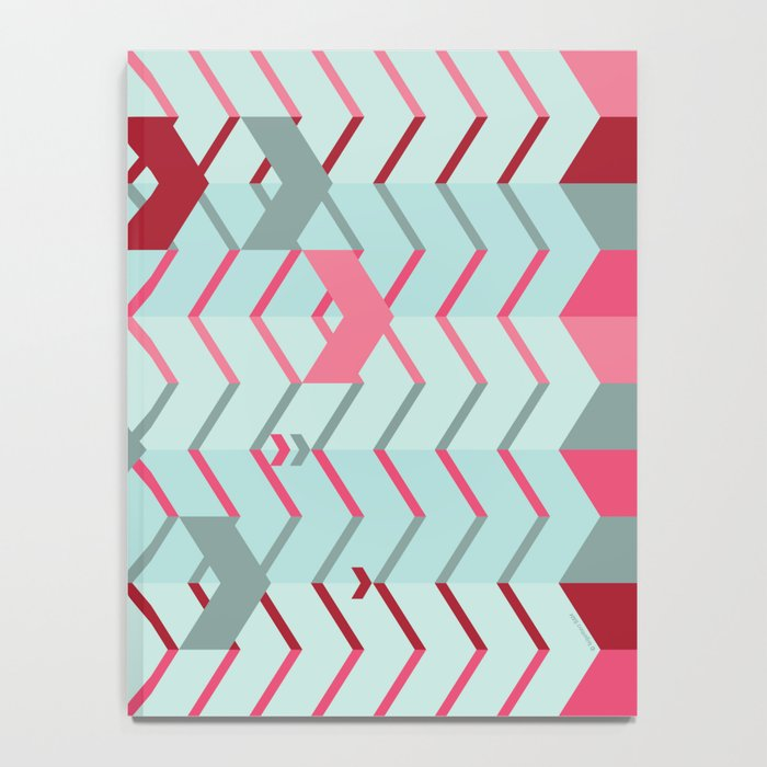 ArrowZigZag Notebook