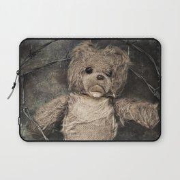 trapped teddy bear Laptop Sleeve