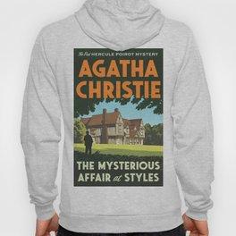 Agatha Christie - The Mysterious Affair at Styles Hoody