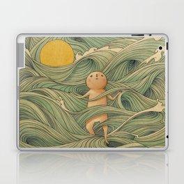 Washed Laptop & iPad Skin