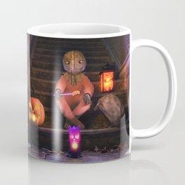 Halloween Rules Enforcer Coffee Mug