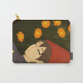 Marigolds & Wirt Carry-All Pouch