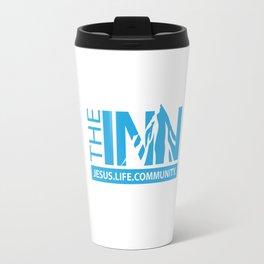 INN Logo Blue Travel Mug