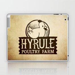 Hyrule Poultry Farms Laptop & iPad Skin