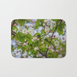 Crabapple Blossoms 6 Bath Mat