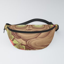 The Caffeinated Tarsier Fanny Pack