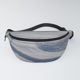 Sparkling Snow Fanny Pack