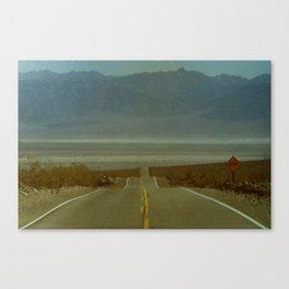 Like Most Roads Canvas Print