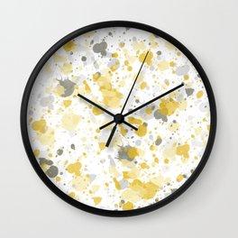 Pattern 65 Wall Clock