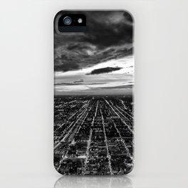 rapture, meet urbania iPhone Case
