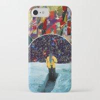 portal iPhone & iPod Cases featuring PORTAL  by Blaz Rojs