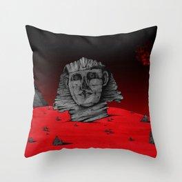 Sphinx Throw Pillow