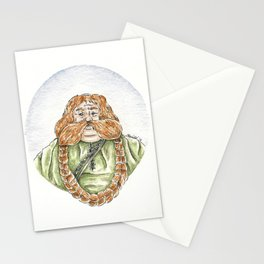 Traveling Companion  Stationery Cards