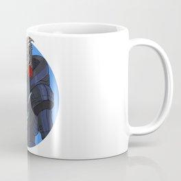 Garrus Coffee Mug