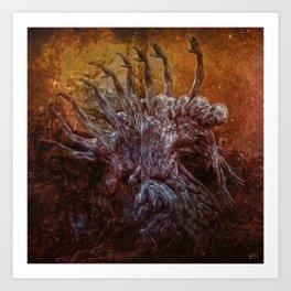 Totentanz Art Print