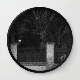 Negro Wall Clock