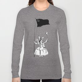 "Duchess Marguerite was a well known character; usually called ""La Petite Rouge"". Long Sleeve T-shirt"