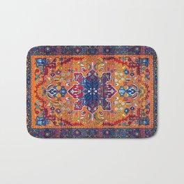 Vintage Antique Traditional Berber Atlas Moroccan Style Design. Bath Mat