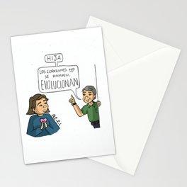 Consejo de papá Stationery Cards