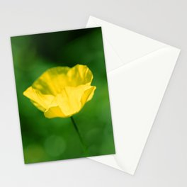 Meconopsis cambrica Stationery Cards